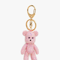 3`` RS Bling Bear Keychain