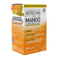 BioGenetic Laboratories African Mango Super Fruit Diet, 120 Capsules