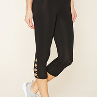 Active Crisscross Leggings | Forever 21 - 2000177592