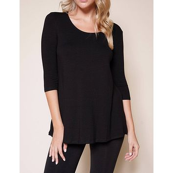 Bamboo Relaxed Tunic