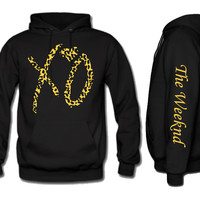 xo the weekend cheetah  Hoodie