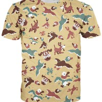 Duck Hunt Camo T-Shirt