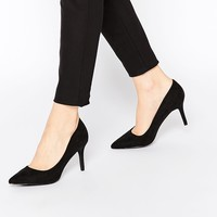 New Look Heeled Court Shoe