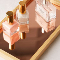 Blush Glass Catch-All Tray - Urban Outfitters