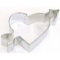 "Heart with Arrow 4"" Cookie Cutter Valentine's Day Wedding"