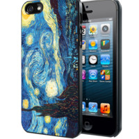 Starry Night by Vincent Van Gogh Samsung Galaxy S3 S4 S5 Note 3 , iPhone 4 5 5c 6 Plus , iPod 4 5 case