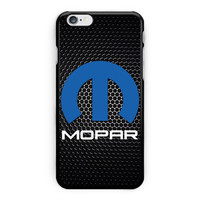 Mopar Black Logo iPhone 6 Case