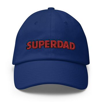 Super Dad American Made Dad Cap Cap