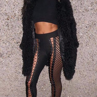 Joss Fishnet Pants