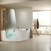 BATHTUB WITH SHOWER 383 | TEUCO GUZZINI