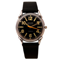 NORTH STAR Stainless Steel Pilot's Wristwatch circa 1950s