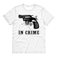 In Crime Splat T-Shirt