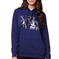 Young & Reckless Sharp Shooter Hoodie - Womens Hoodie - Blue