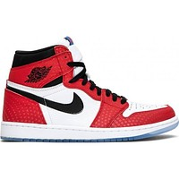 JORDAN 1 SPIDERMAN