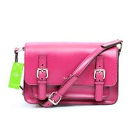Kate Spade Scout Essex Red Plum Crossbody