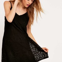 Urban Renewal Vintage Remnant Crochet Dress - Urban Outfitters