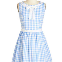 In the Picnic of Time Dress