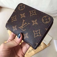 LV Louis Vuitton Fashion Trending Men Leather Handbag Wallet Purse Bag