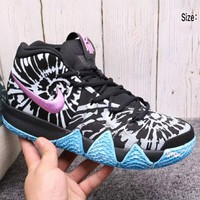 Nike Kyrie 4 2018 new fashion trend wearable combat basketball boots F-A36H-MY