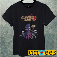 Clash of Clans Witch Men T Shirt