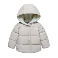2017 baby baby boy baby girl jacket jacket heavy winter coat, goose down small splash coat children's leisure sports coat6m-24m