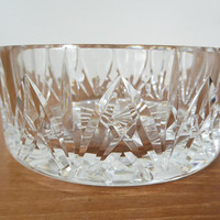 Waterford Crystal 6 inch bar bowl, nut bowl