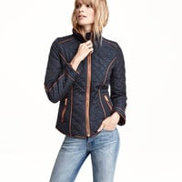 H&M Quilted Jacket $49.99