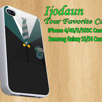 Slytherin Robe iPhone 4/4S/5/5S/5C, Samsung Galaxy S3/S4, htc One X/x+/S Case, iPod Touch 4/5