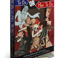 To Be or Not To Be: A Choosable-Path Shakespeare Adventure