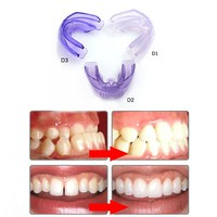 Tooth Tray Orthodontic Braces Appliance Dental Braces  Teeth Alignment Trainer Teeth Retainer Oral Hygiene Mouth Guard