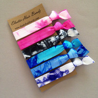 The Galaxy Hair Tie Ponytail Holder Collection Holders