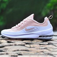 NIKE Air max 98 Simple Version Sneaker Sport Shoes Nude Powder Pink White