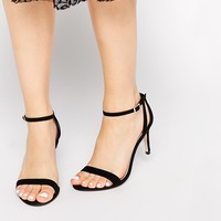 ASOS HEAD LIGHT Heeled Sandals