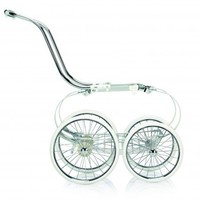 Inglesina Balestrino Frame with Basket-White