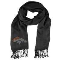 Denver Broncos NFL Pashi Fan Scarf (Black)