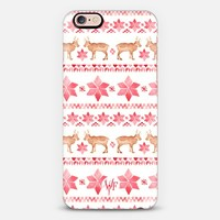 Christmas Sweater - Watercolour Painted Case by Wonder Forest iPhone 6s case by wonder forest | Casetify