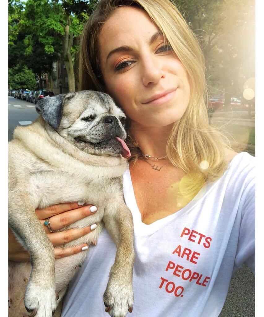 Image of Pets Are People Too V-Neck