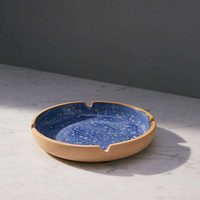 Splattered Ceramic Ashtray | Urban Outfitters