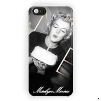 Marilyn-Monroe Birthday M For iPhone 5 / 5S / 5C Case