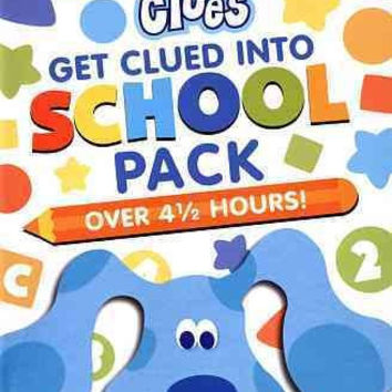Blue'S Clues: Get Clued Into School Pa