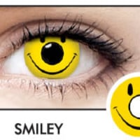 Horror Hollywood Theatrical Halloween Goth Monster Zombie Cats Eye Contact Lenses