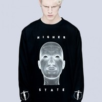 Long x Pussykrew Higher State Long Sleeve TShirt - Store