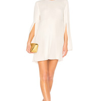 Elizabeth and James Violetta Mini Dress in Alabaster