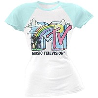MTV - Rainbow Juniors T-Shirt