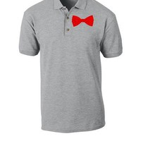 BOW TIE EMBROIDERY hat - Polo Shirt