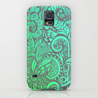 Summertime & the Livin's Easy Galaxy S5 Case by Caitlin Barnes