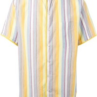 Engineered Garments 'copley' Striped Shirt - Mini - Farfetch.com