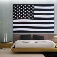 American flag Tapestry Indian Wall Hanging Bohemian Hippie Twin Bedspread Throw Decor