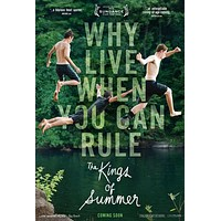 The Kings of Summer 11x17 Movie Poster (2013)