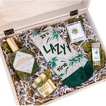 It's Lazy Time Gift Box